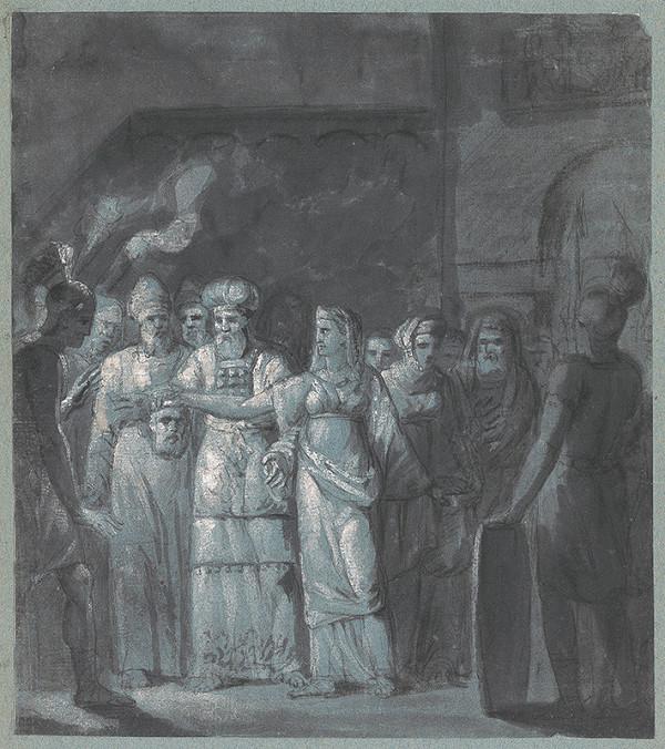 Stredoeurópsky maliar zo 17. storočia - Figurálna scéna