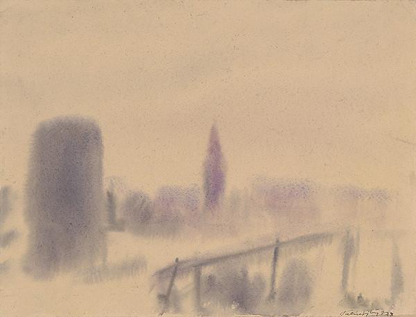Zolo Palugyay - Mesto v hmle