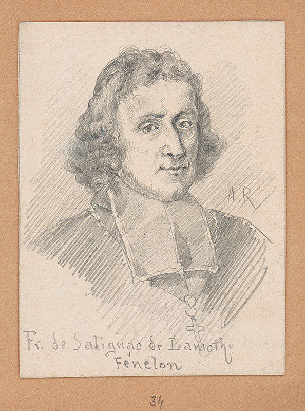 Alojz Rigele - Portrétna štúdia Fr. Fénalona