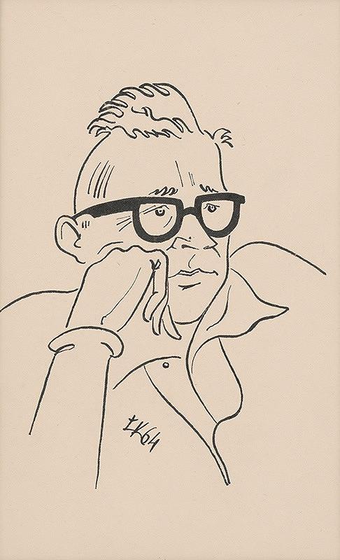 Ľubomír Kellenberger - Karikatúra