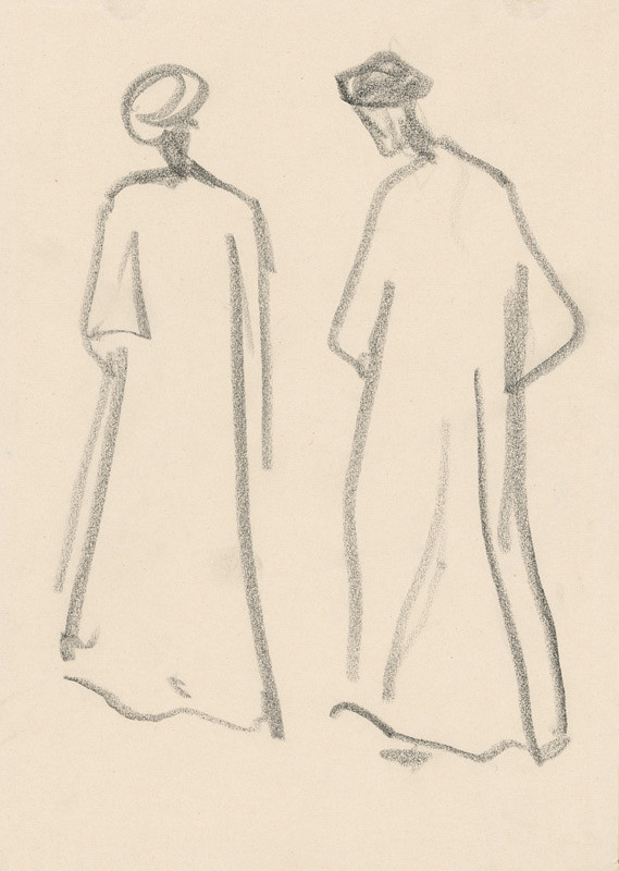 Ján Kulich - Stojaci Arabi