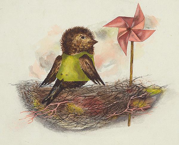 Viera Gergeľová - V hniezde