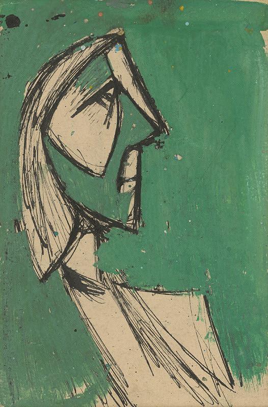 Ladislav Guderna - Poprsie dievčaťa