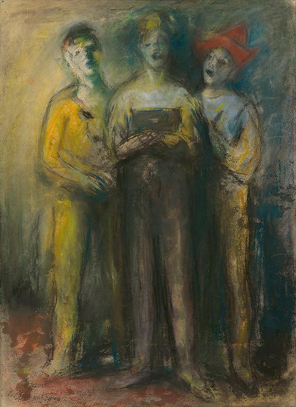 Ján Mudroch – Speváci