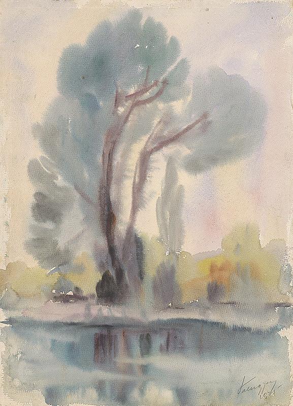 Zolo Palugyay - Zákutie pri rieke