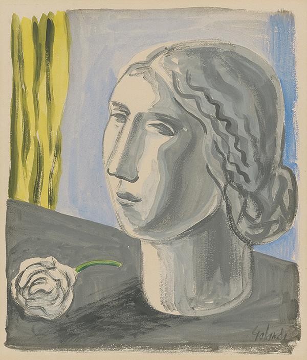Mikuláš Galanda - Torzo ženskej hlavy