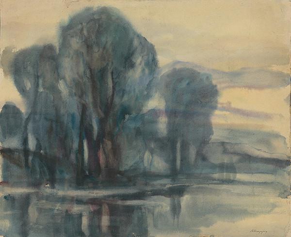 Zolo Palugyay – Stromy na rieke