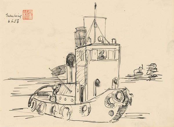 Anton Hollý - Nanking II.