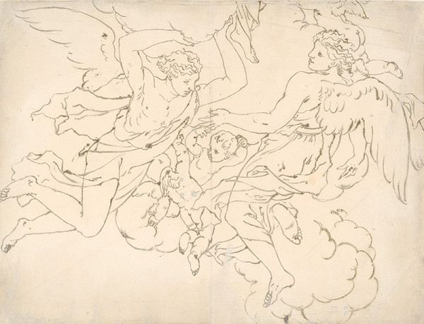 Jacopo Bassano – Anjeli