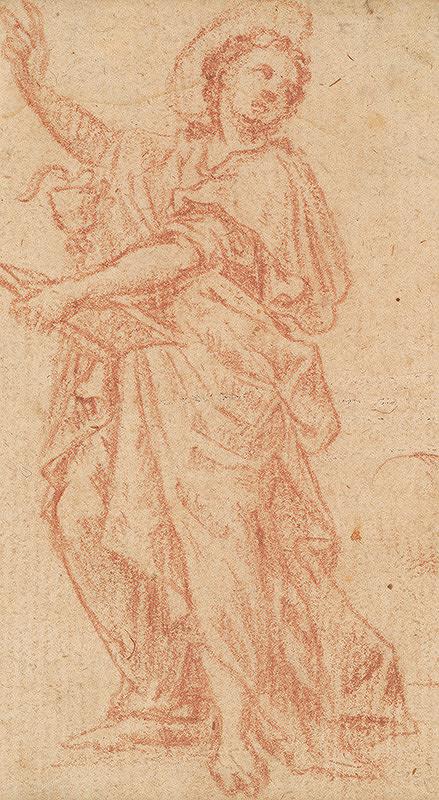 Český maliar z 18. storočia – Apoštol