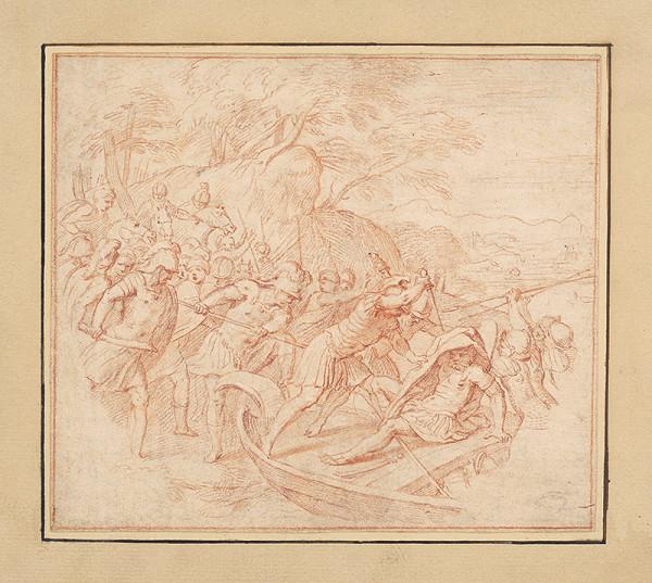 Stredoeurópsky maliar z 18. storočia - Boj po pristátí
