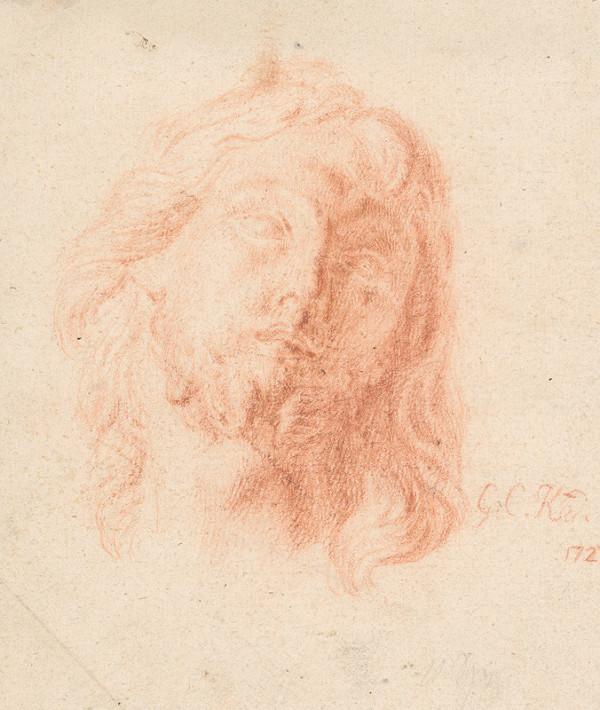 Georg Christoph Kilian – Hlava Krista