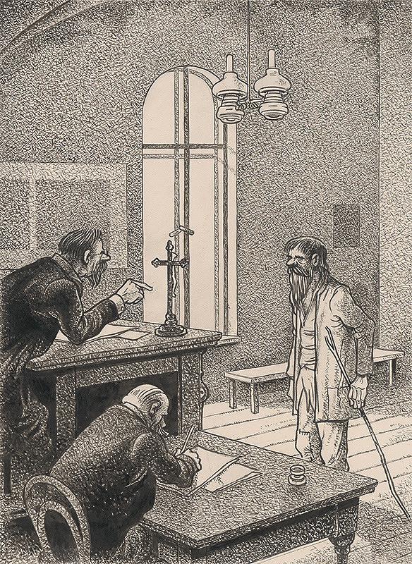 Viliam Weisskopf - Pred súdom