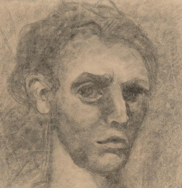 Jozef Šturdík - Štúdia k portrétu