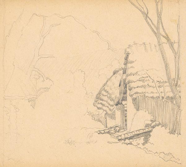Ivan Žabota - Dedinské chalupy