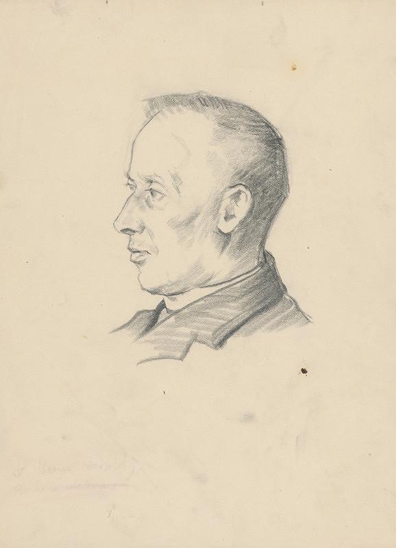 Ivan Žabota - Hlava muža