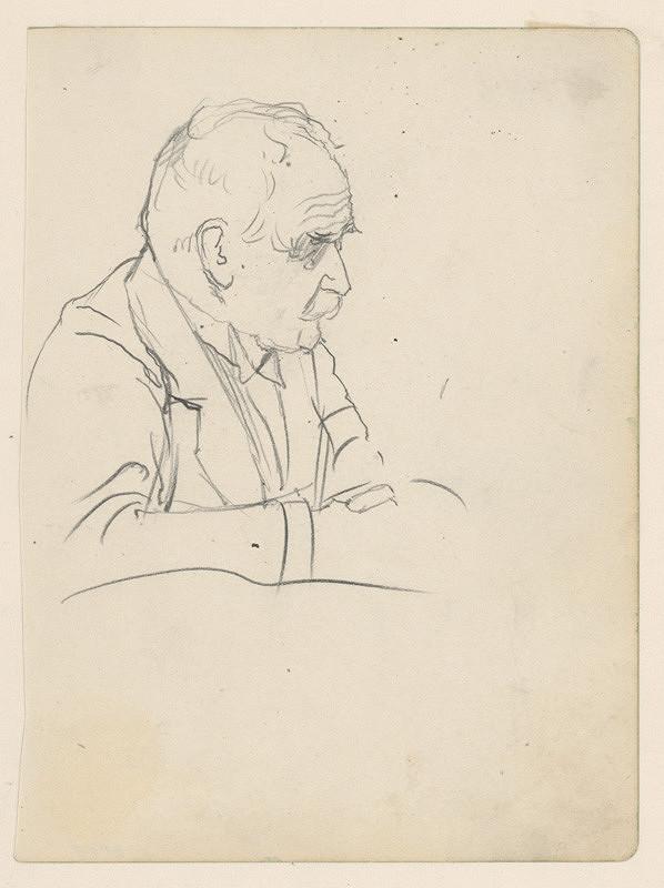 Ivan Žabota – Pri stole
