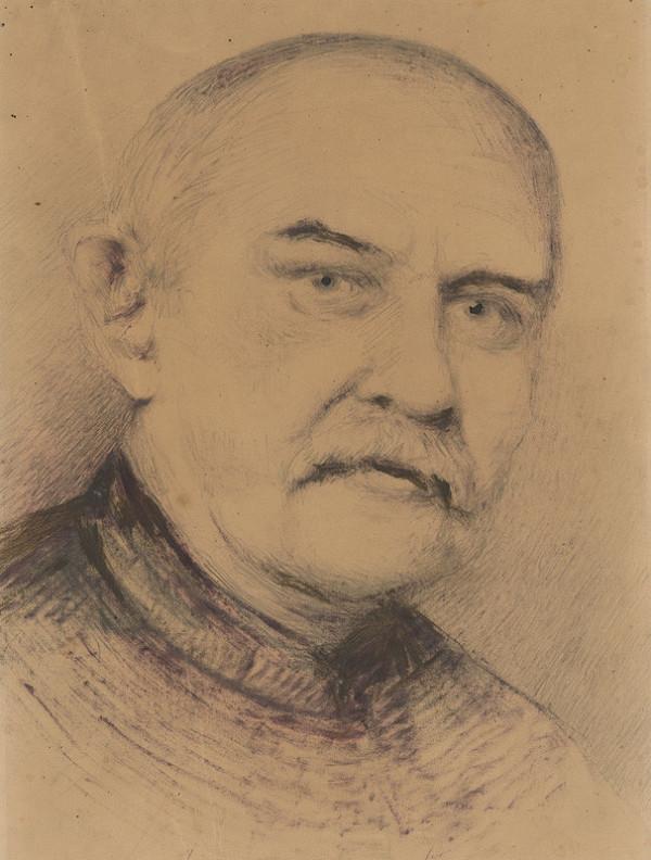 Ivan Žabota - Hlava starca