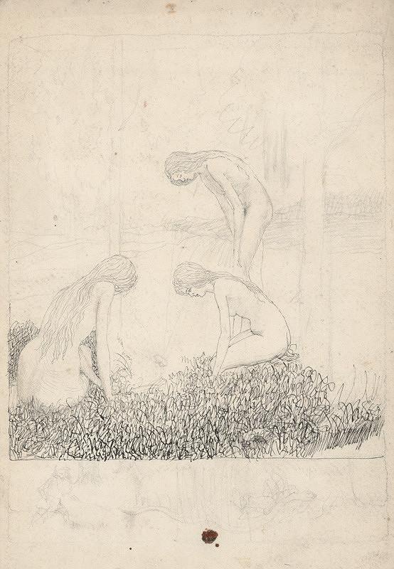 Ivan Žabota - Figurálna kompozícia