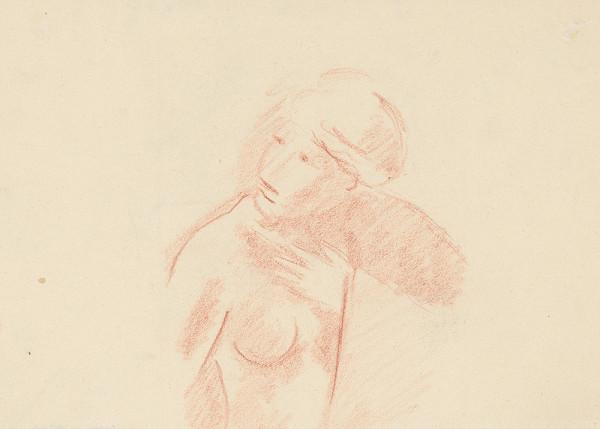 Eugen Nevan – Hlava ženy