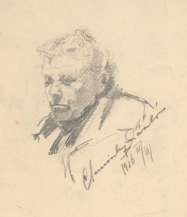 Ladislav Čemický - Hlava muža