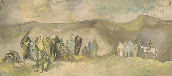 Vincent Hložník – Opustení vo vojne