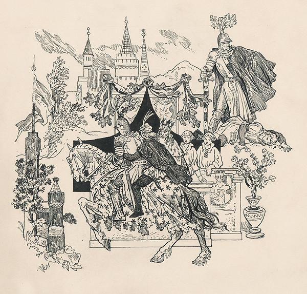 Jaroslav Vodrážka – Svetovládny rytier