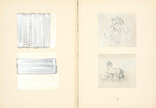 Rudolf Fila - Strana z diela Kniha - objekt I.