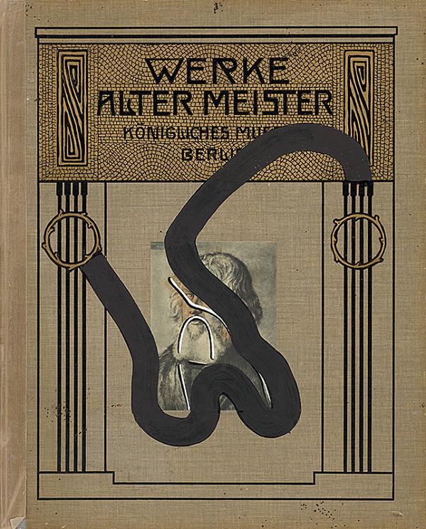Rudolf Fila - Obal diela Kniha - objekt III.