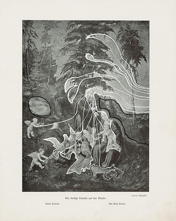 Rudolf Fila - Strana z diela Kniha - objekt III.