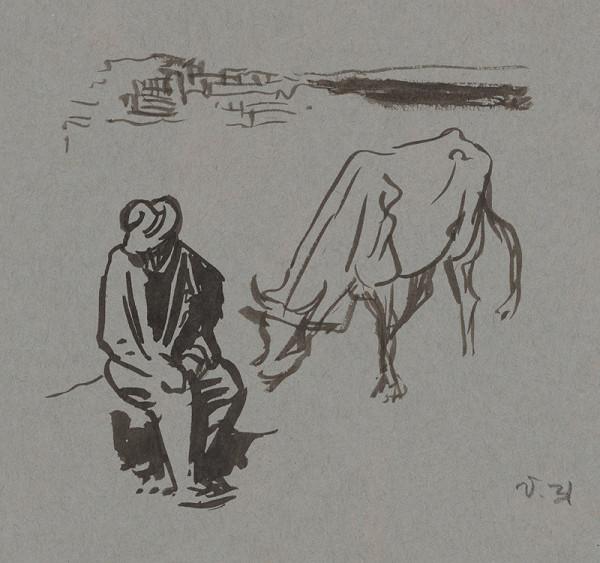 Jaroslav Vodrážka - Starý pastier I.