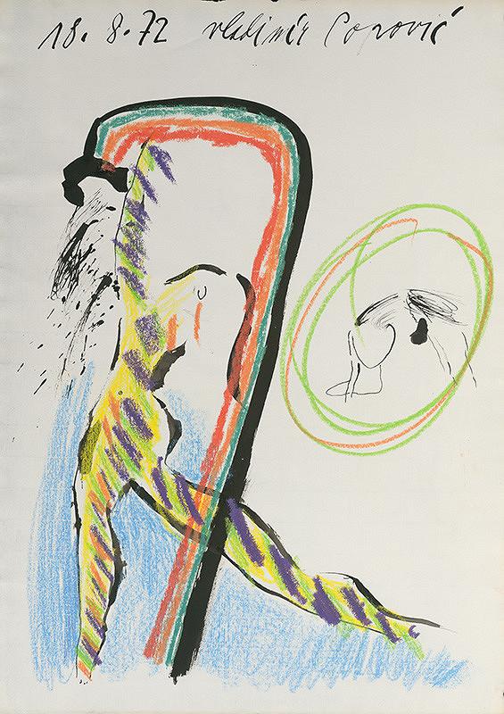 Vladimír Popovič – VIII.kresba