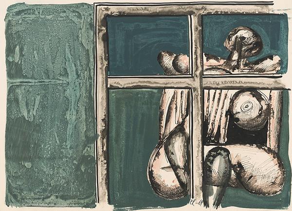 Rudolf Krivoš - Okno