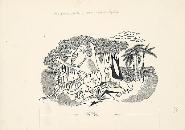 Ferdinand Hložník - Sova, cibuľová mačka a napuh navštívia legvána