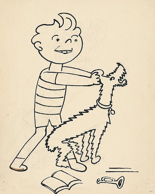 Josef Čapek - 16. Povídání o pejskovi a kočičce