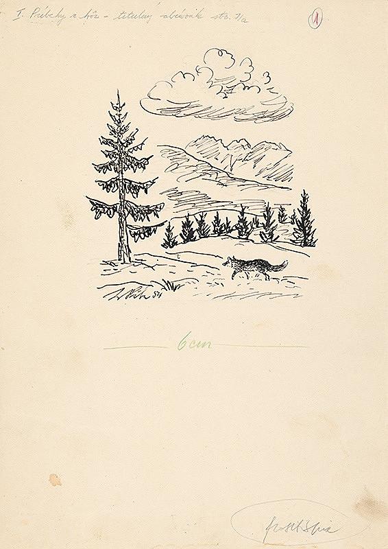 Jan Hála – 1. - Z našich hôr