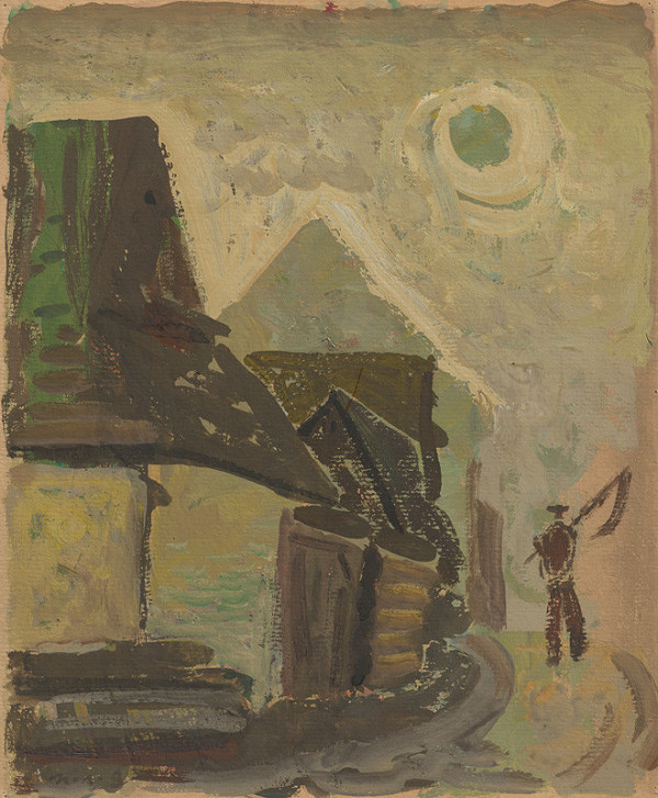 Miloš Alexander Bazovský – Z poľa 1949