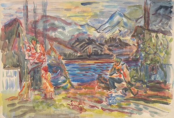 Arnold Peter Weisz-Kubínčan – Slovenská rodina