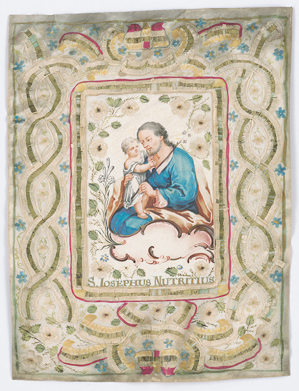 Stredoeurópsky autor z 18. storočia - Svätý Jozef