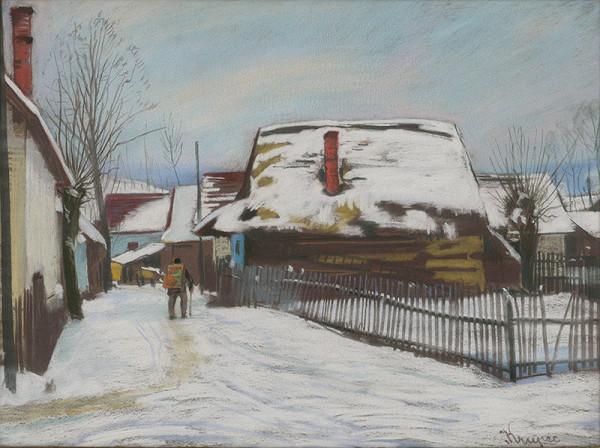 Viktor Krupec – Cesta cez dedinu
