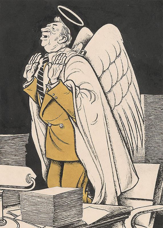 Viliam Weisskopf - Anjel