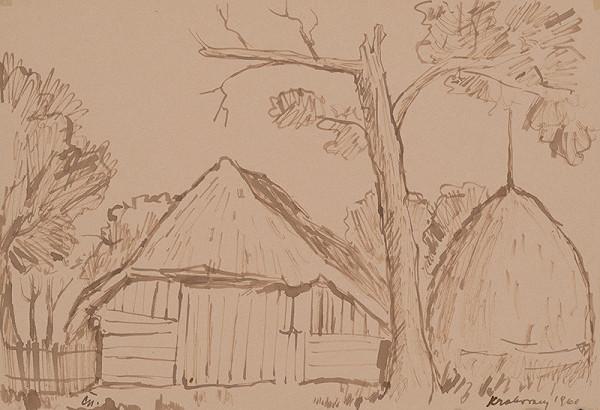 Matilda Čechová – Krakovany - stodola