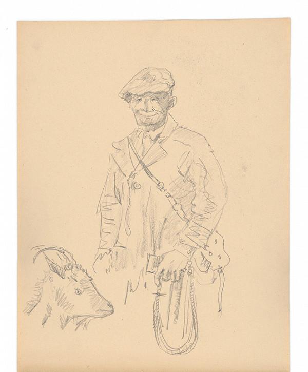 Arnold Peter Weisz-Kubínčan – Skicár (20 listov)