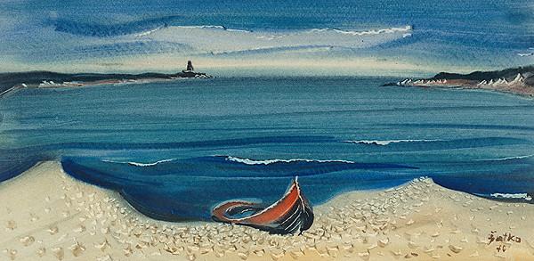 Jozef Žatko – Pláž