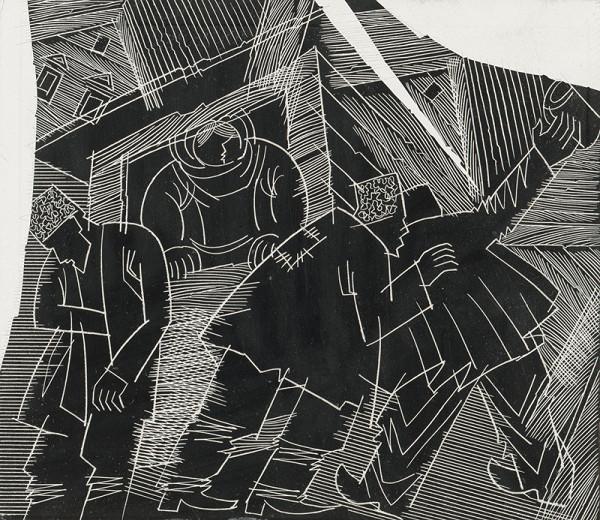 František Hübel – Bitka