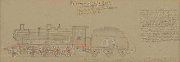 Leoš Wertheimer – Železnice Prednej Ázie. Opus 174