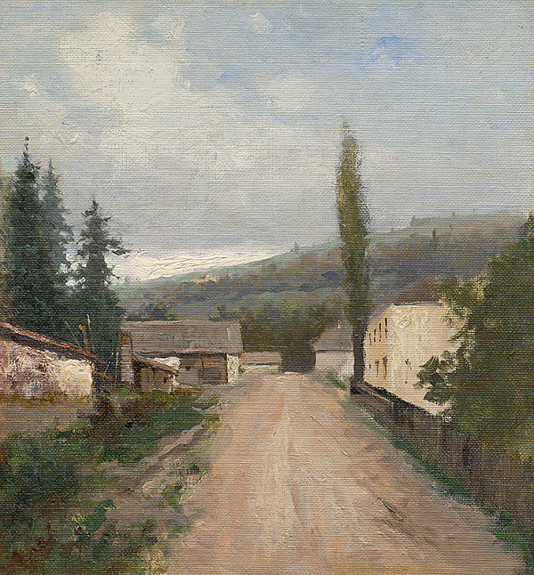 Felicián Moczik – Zo západoslovenskej dediny