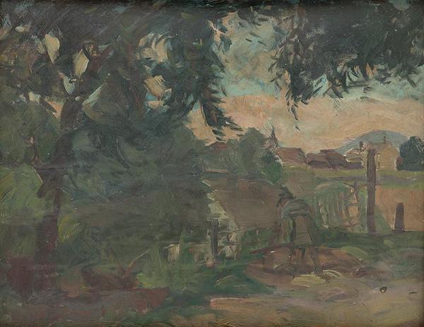Ernest Rákosi - Pod stromami