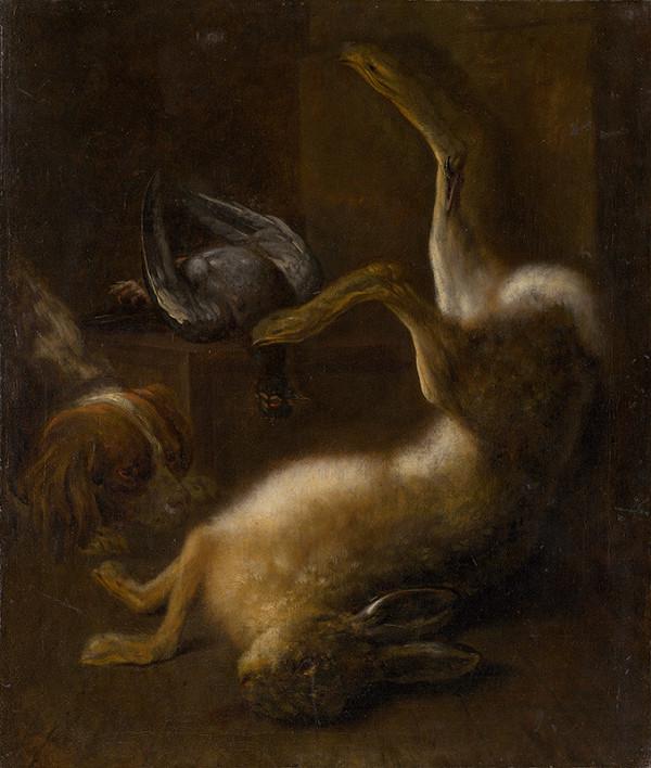 Jan Baptist Tyssens – Zátišie so zverinou