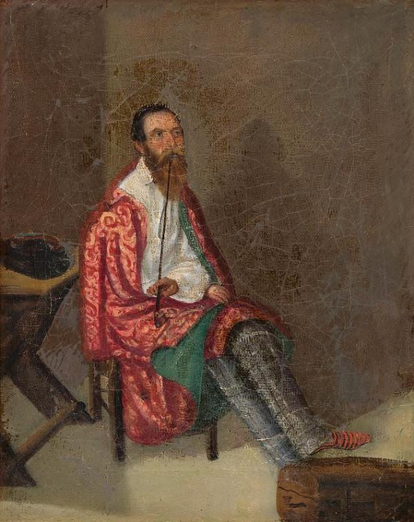 Peter Michal Bohúň – Pán Ján Varzély vo väzení